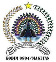 Website Resmi Kodim 0804/Magetan